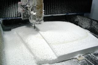 Макет концепта автомобиля LADA RAID - на этапе изготовления