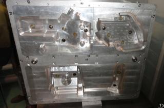 Оснастка для изготовления изделий из полистирола